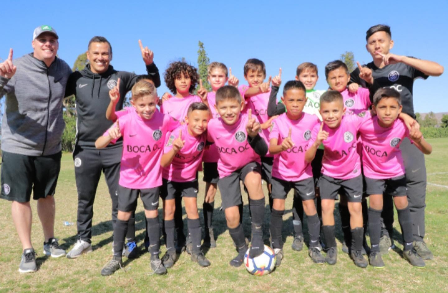 THE BOCA OC 09's ARE THE SILVER ELITE SOUTH CHAMPIONS!