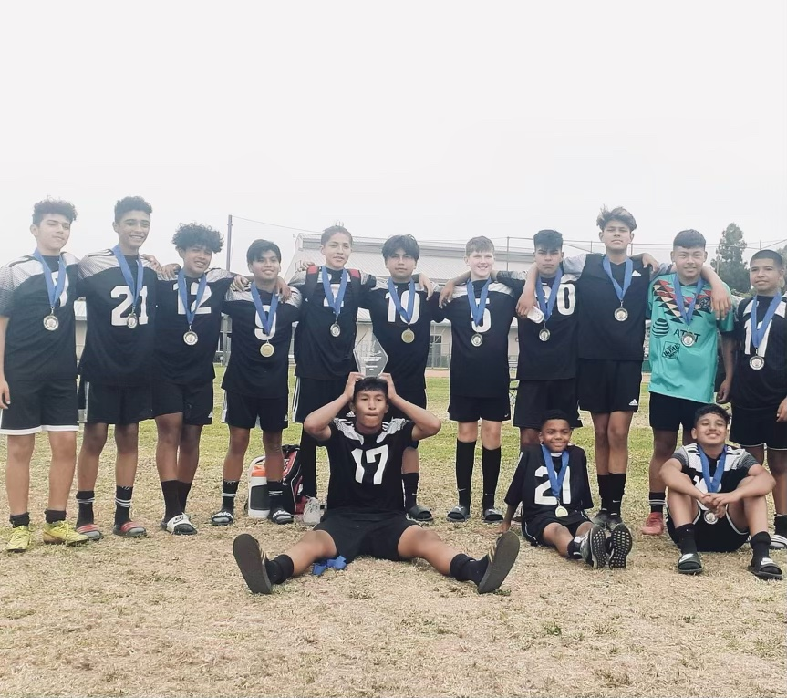 BOCA OC BOYS 07 ARE THE SWALLOWS CUP CHAMPIONS!
